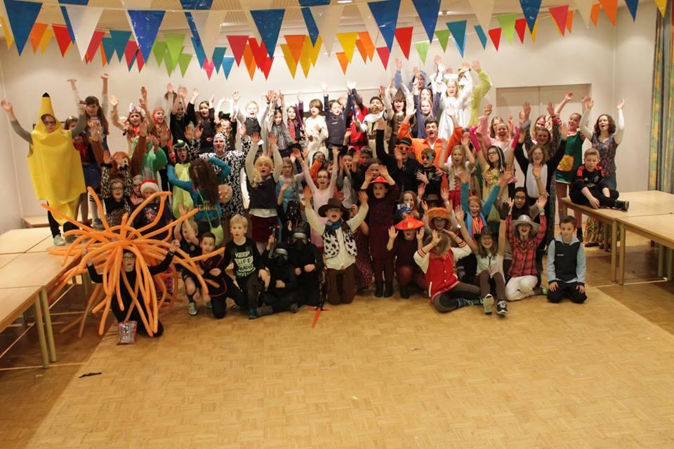Rund 70 Teenies feierten auf der zweiten Party!